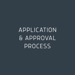 Application & Approval Process