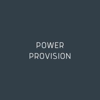 Power Provision