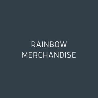 Rainbow Merchandise