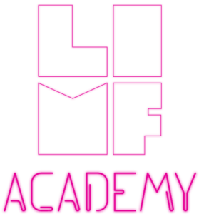 Liverpool International Music Festival Academy Pink Logo
