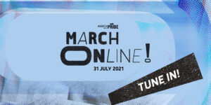 LCR Pride Foundation to MarchOnline this Saturday