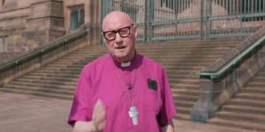 Bishop Leads MarchONline with emotional speech praising region's LGBT+ community